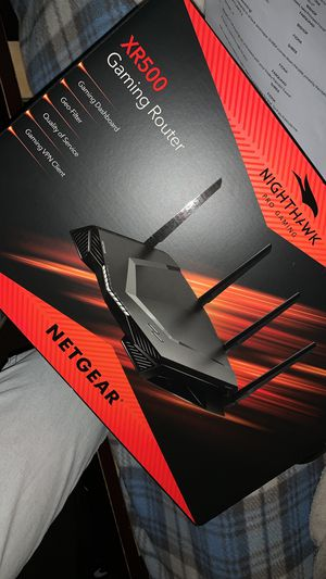 Netgear Nighthawk XR500 Gaming Router for Sale in Inglewood, CA
