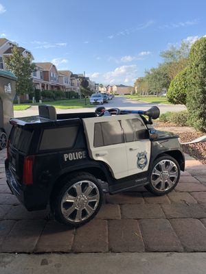 Chevy Tahoe Police SUV - pick up only! for Sale in Orlando, FL