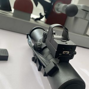3-9x42 MIL DOT Scope, With Red Dot Attatched for Sale in Portland, OR