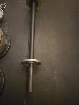 Fat Grip Olympic Bar 4ft for Sale in La Puente, CA