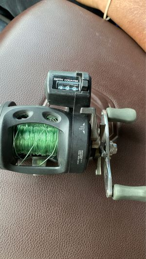 Depth Master 3 reel for Sale in Fort Worth, TX