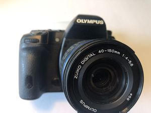 OLYMPUS EVOLT E-30 Digital Camera SLR 12.3 MP (IS) Image Stabilization photography for Sale in Hartford, CT