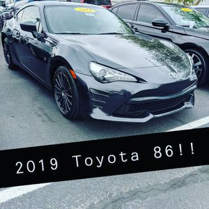 2019 Toyota 86!! for Sale in Peoria, AZ