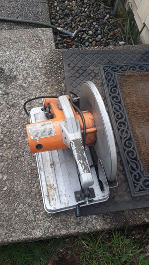 Chicago electric power tool for Sale in Kent, WA