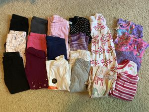 20 Piece Toddler Girls Size 3t Long Sleeve for Sale in Portland, OR