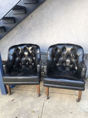 Vintage chairs for Sale in Los Angeles, CA