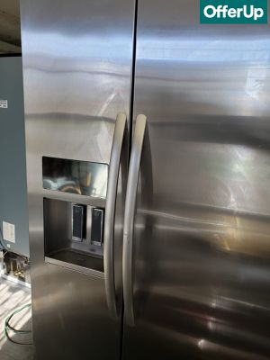 🚚💨Side by Side KitchenAid Refrigerator Fridge #1168🚚💨 for Sale in Ontario, CA