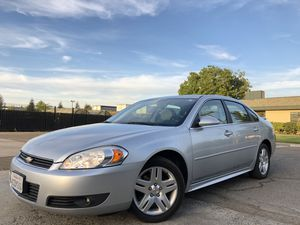 2011 CHEVROLET IMPALA LT LEATHER LOW MILES for Sale in San Francisco, CA