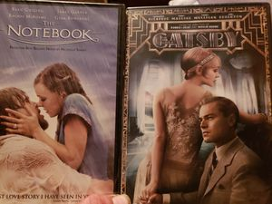 The Notebook and The Gatsbey for Sale in Palmyra, VA