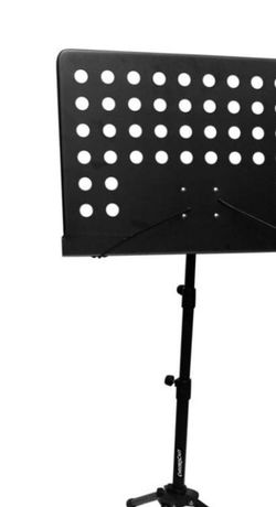 Music Stand, Chrome Cast Heavy Duty. for Sale in Long Beach,  NY