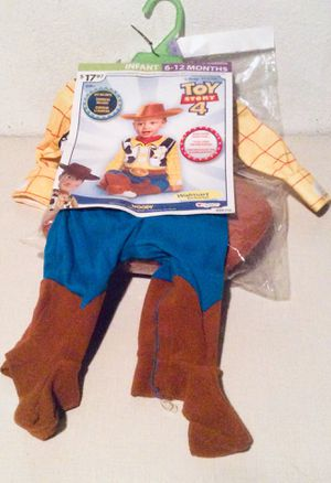 Toy Story Woody Infant Costume for Sale in St. Louis, MO
