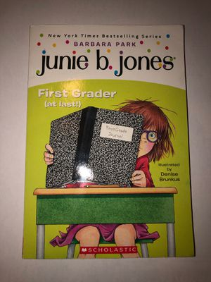 Junie.B. Jones First Grade (at last!) for Sale in Watchung, NJ