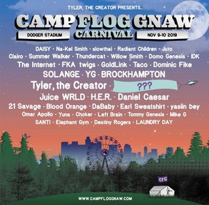 Camp Flog Gnaw GA Tickets for Sale in Los Angeles, CA