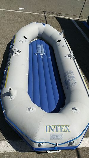Inflatable boat for Sale in Modesto, CA