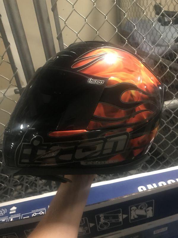 Icon Infernal Helmet Large