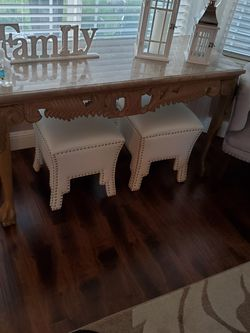 Marble Console Table for Sale in Vancouver,  WA