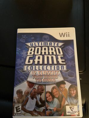 Ultimate Board Game Collection Nintendo Wii for Sale in Oro Valley, AZ