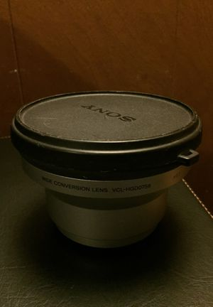 Camera lens for Sale in Indianapolis, IN