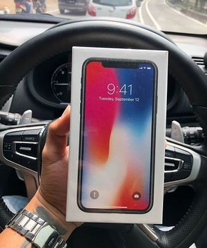 Apple IPhone X 64gb for Sale in Houston, TX