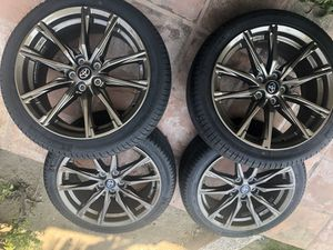 Rims and tires for Sale in Oceanside, CA