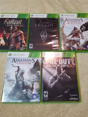 Xbox 360 shooting games for Sale in Richmond, VA