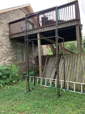 Hand made ladder rack for Sale in Smyrna, TN