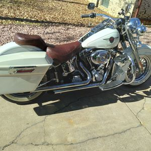 HARLEY DAVIDSON MOTORCYCLE for Sale in Fort Worth, TX
