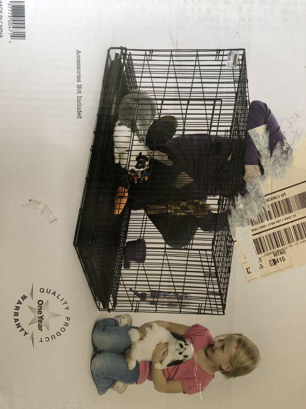 Wabbitat - Rabbit Habitat - Crate