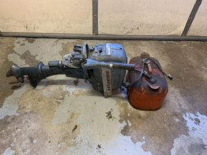 Vintage Evinrude outboard boat motor for Sale in Manhattan, IL