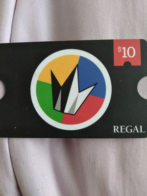 Free Regal Card to Any One that buys two or more items from me* for Sale in Whittier, CA