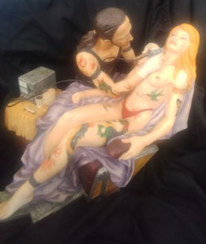 Tattoo statue 2 for Sale in Amherst, VA