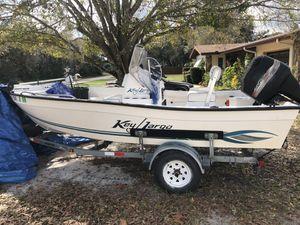 Boat Key largo 160 for Sale in Avon Park, FL