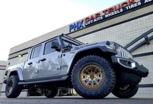 Lift Kits Wheels Tires,For your 2020 JEEP GLADIATOR JT ( We-Finance ) for Sale in Phoenix, AZ