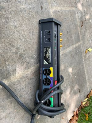 Monster power for home theater for Sale in Rockville, MD