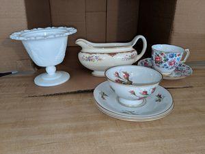 Antique dishware for Sale in Elk Rapids, MI