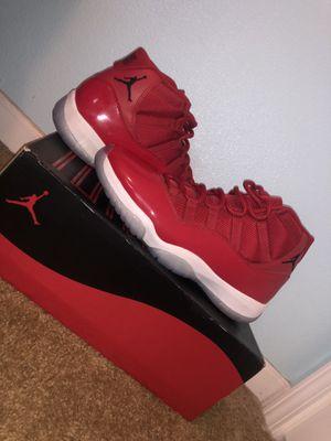 Jordan's 11 win like 96 size 11 for Sale in Sultana, CA