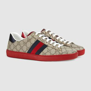 Gucci sneakers canvas print for Sale in Sunnyvale, CA