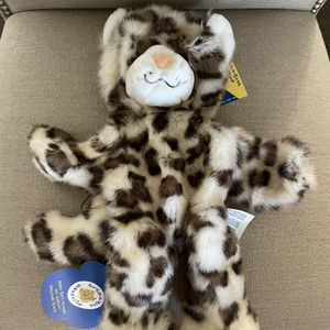Build A Bear Sparkly Snow Leopard Retired New for Sale in West Linn, OR