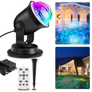 (2 Packs)Christmas Projector Light, IP65 Waterproof RGBW LED Night Light Projector with Remote Control Timer for Kids Christmas Wedding Outdoor Indoo for Sale in Pomona, CA