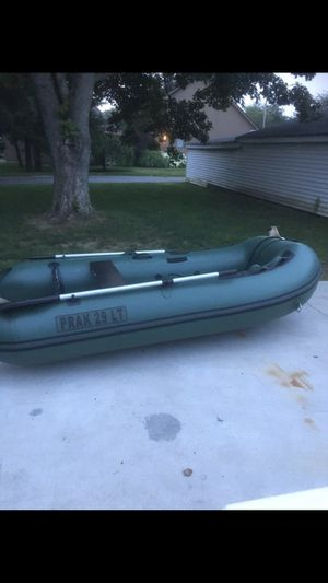 9 foot inflatable boat. New in box. for Sale in Fairhaven, MA