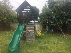 Swing set, 3 level. First $200 takes. for Sale in West Covina, CA