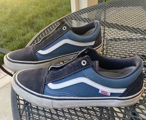 Men's Vans Size 9.5 for Sale in Yucaipa, CA