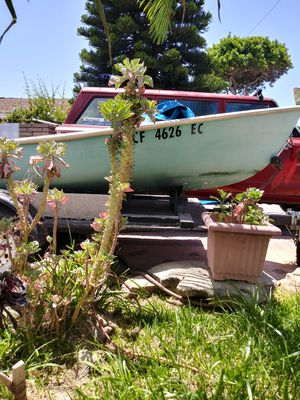 Boat with trailer for Sale in HUNTINGTN BCH, CA
