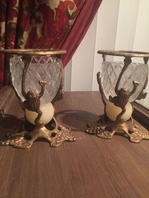 Very antique set bronze. 25 for Sale in Pawtucket, RI