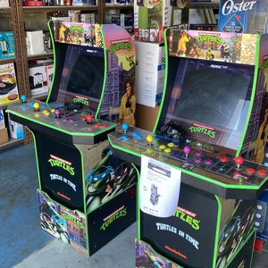 TNMT Arcade 1up Machines for Sale in Fort Myers, FL