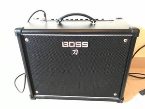 BOSS KATANA 50 electric guitar amplifier for Sale in Miami Lakes, FL