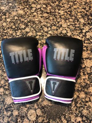 Title Boxing Gloves for Sale in Phoenix, AZ