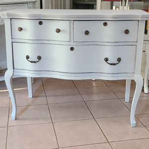 """Vintage Farmhouse Entry Table """"Buffet Solid Wood for Sale in Ontario, CA"""