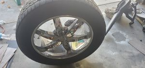 Rims 20 inch for Sale in Caruthers, CA