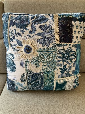 Oversized Throw Pillow for Sale in Scottsdale, AZ